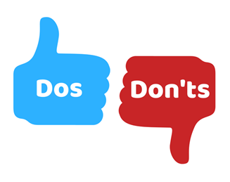Dos and Don'ts of Branding